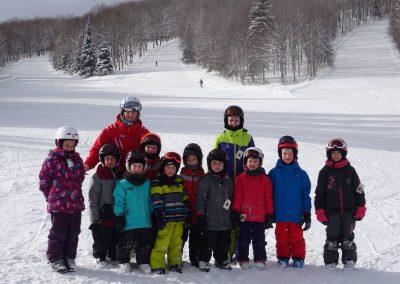 Nos futurs skieurs